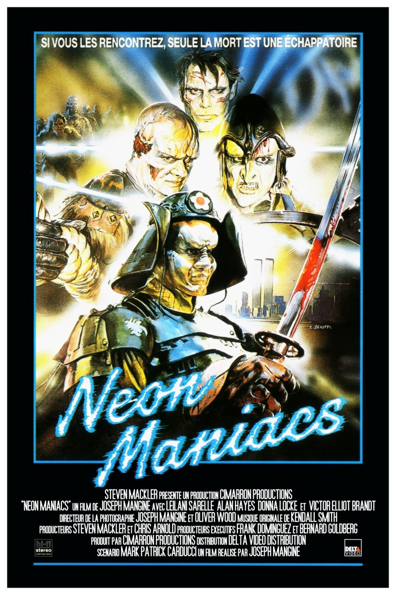 Cult Movie Essentials: Neon Maniacs (1986)