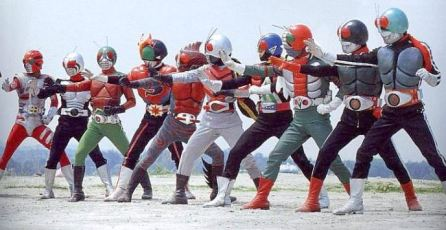 Birth of the 10th! Kamen Riders All Together!!