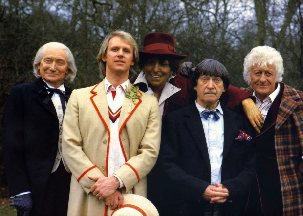 dr who 5