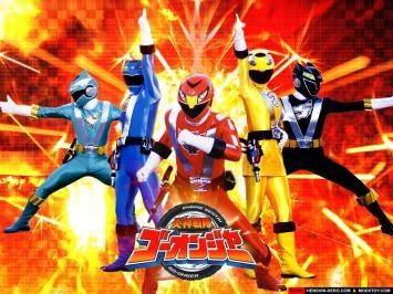 Engine Sentai Go-onger