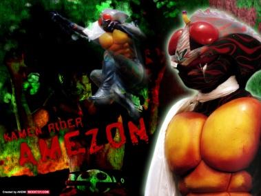 Kamen Rider Amazon
