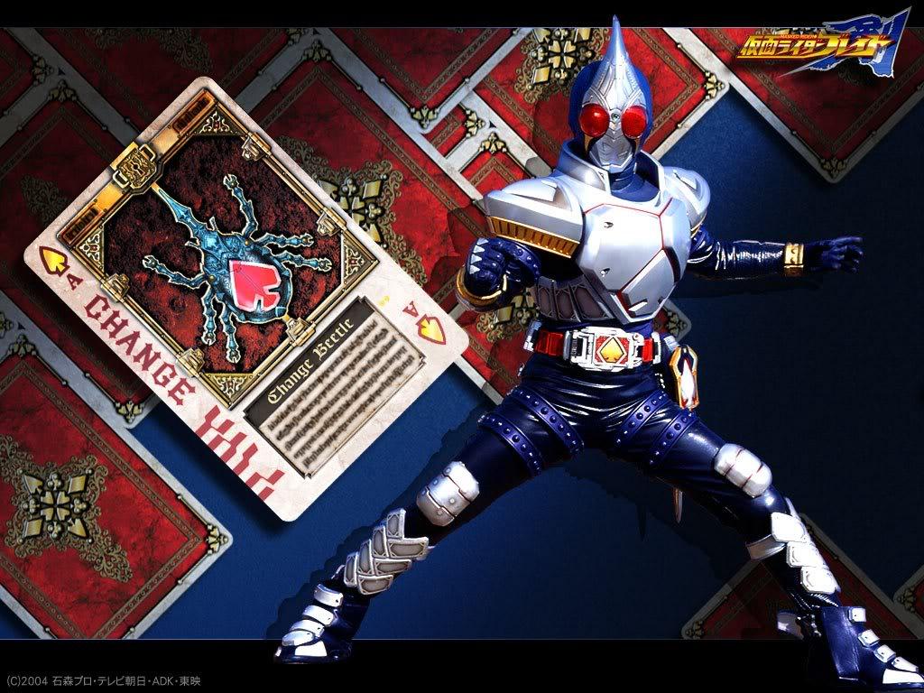 Kamen Rider Blade changes for Death Battle! by vh1660924 ...
