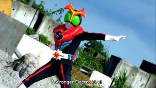Kamen Rider Stronger