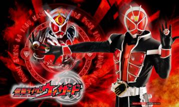 Kamen Rider Wizard