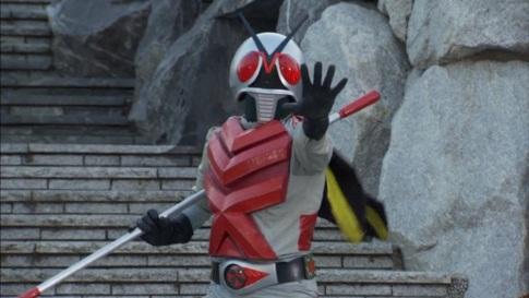 Kamen Rider X