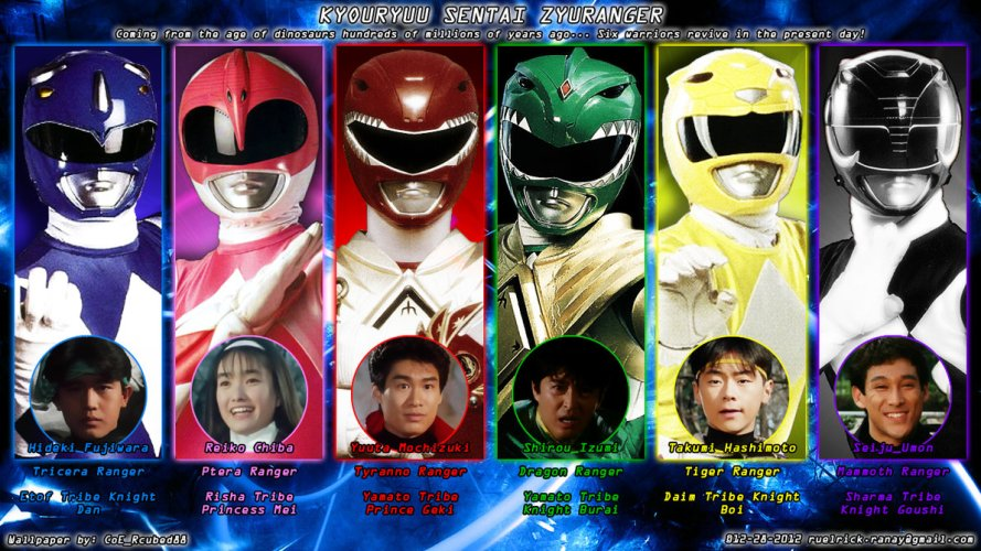 Cult TV Essentials: Kyōryū Sentai Zyuranger – CULT FACTION