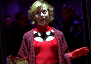 Mia Sara as Harley Quinn