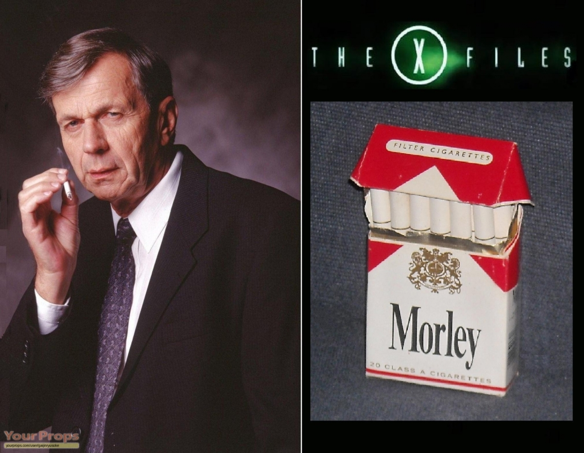 The Mystery of Morley Cigarettes