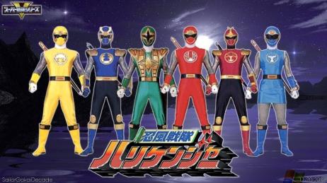 Ninpuu Sentai Hurricaneger