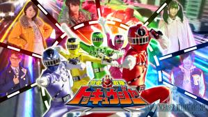 Ressha Sentai ToQger