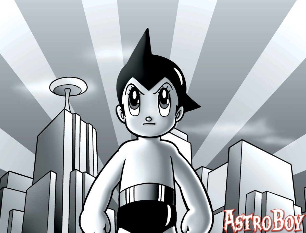 Cult Cartoon Essentials: Astro Boy