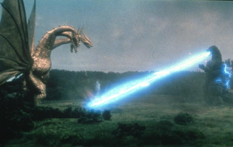 Cult Movie Essentials Godzilla Vs King Ghidorah 1991