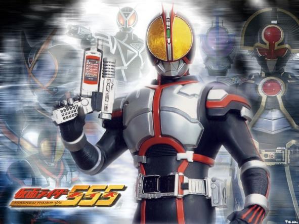 Kamen Rider 555
