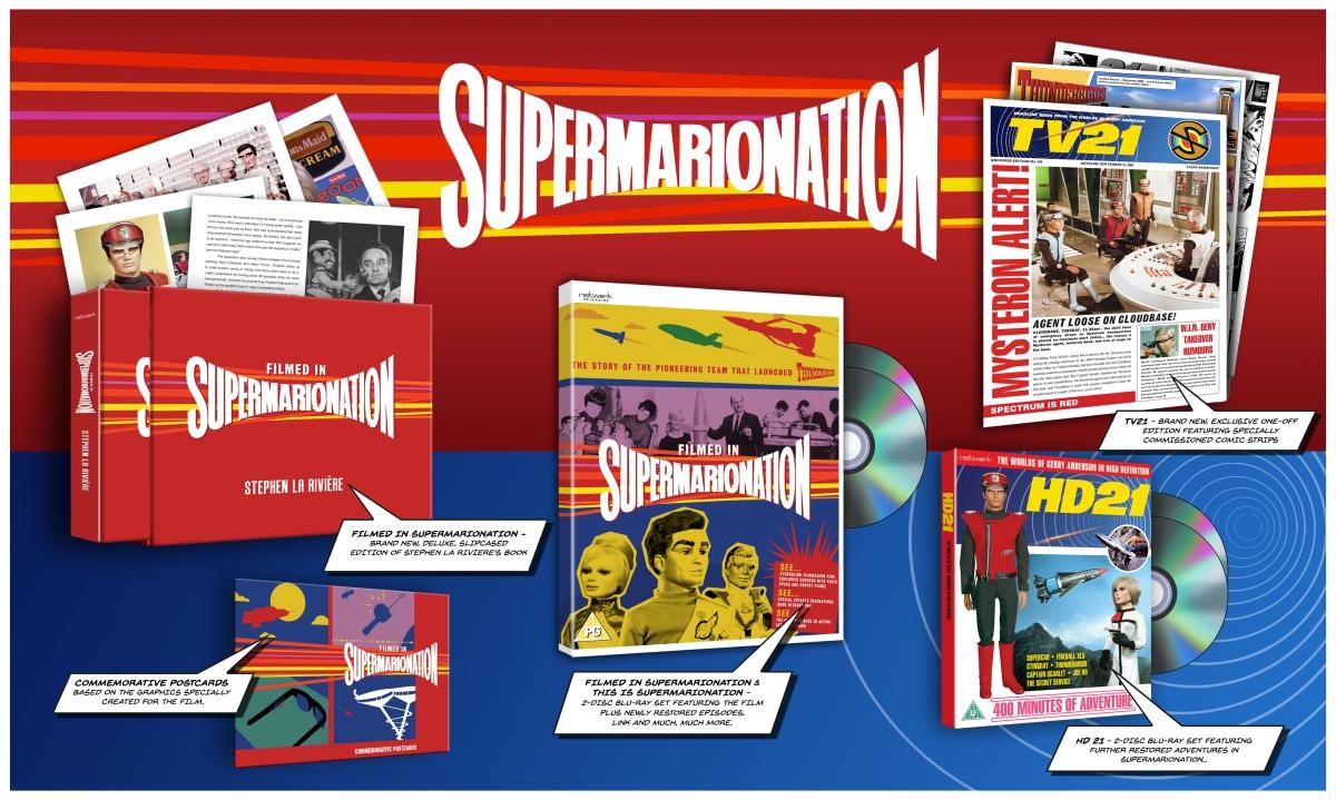 Preview: Supermarionation - Box Set