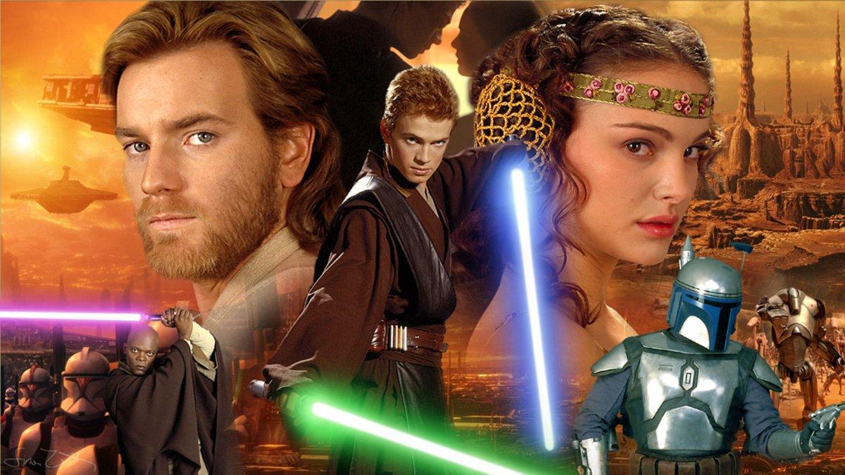 Cult Movie Essentials: Star Wars Episode II - Attack of the Clones (2002)