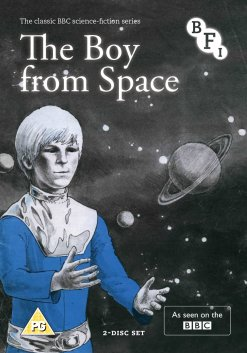 boy from space