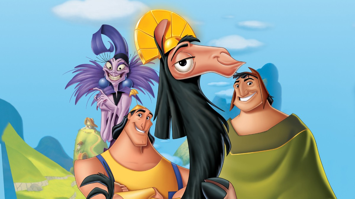 Cult Movie Essentials: The Emperor's New Groove