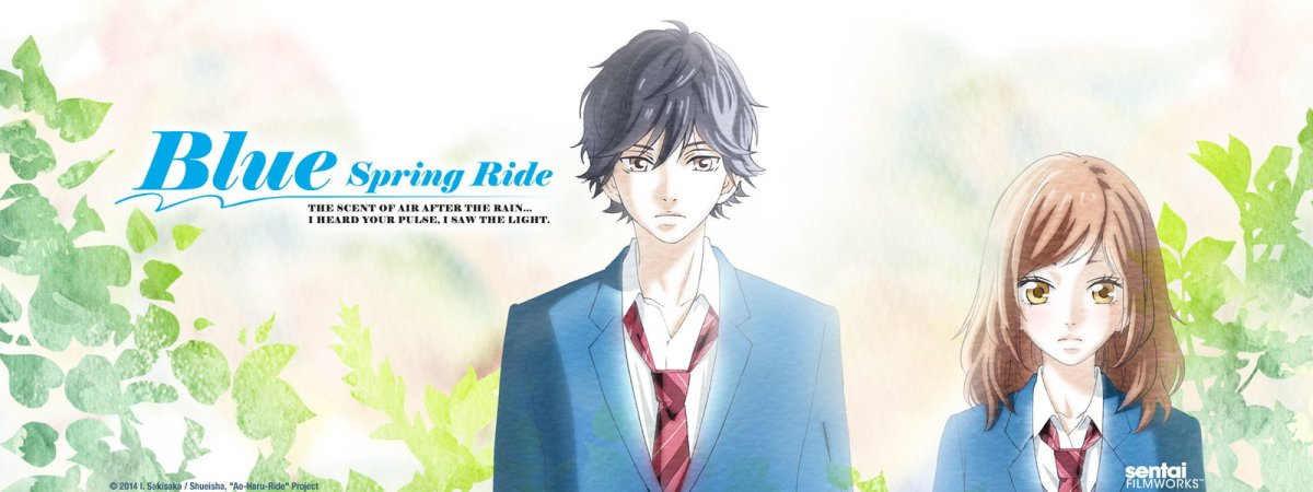 Preview Blue Spring Ride Complete Collection Blu Ray