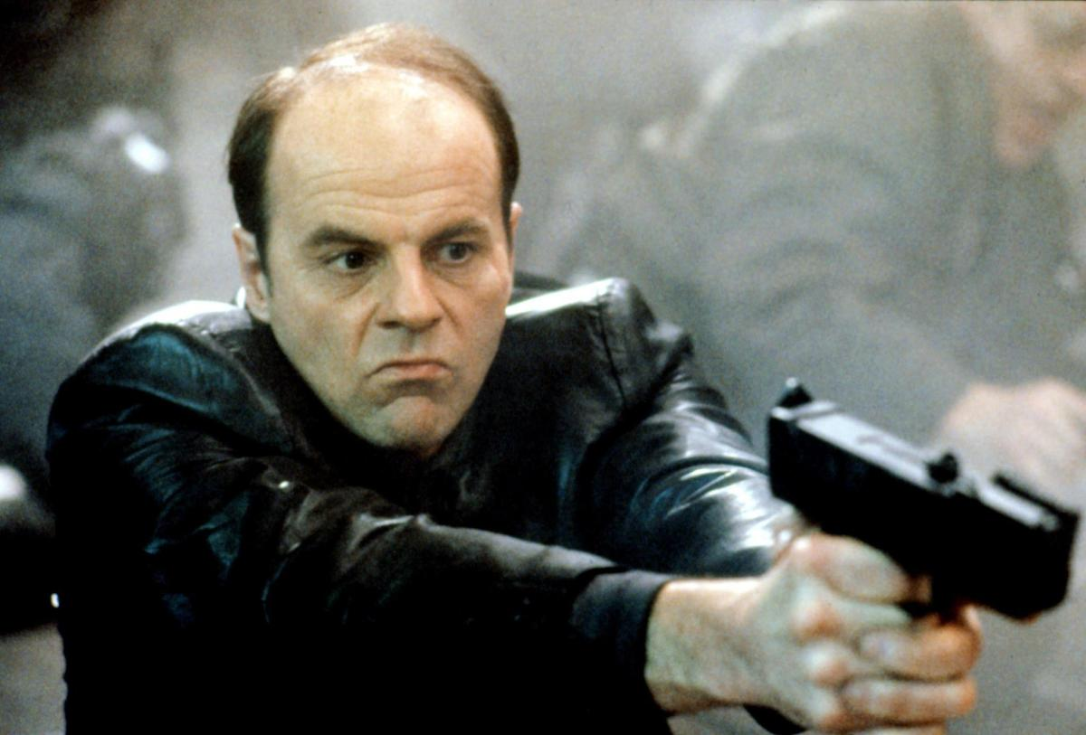 Michael Ironside joins The Flash!