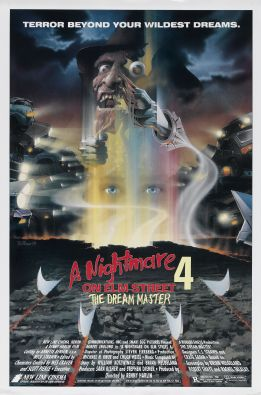 A Nightmare on Elm Street IV The Dream Master