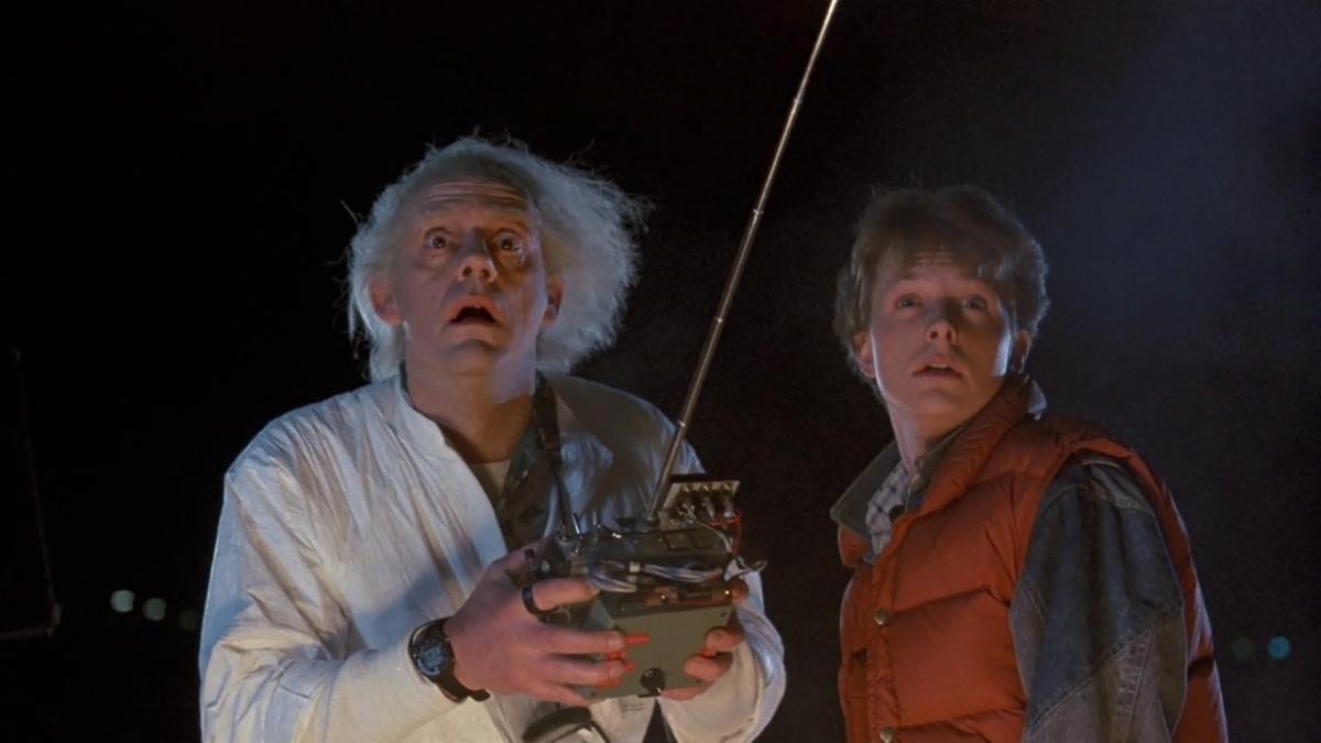 The Future is Overrated - Why 'Back to the Future' is Average at Best!