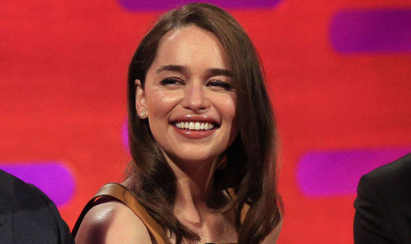 Emilia-Clarke-on-The-Graham-Norton-Show-tonight-585683
