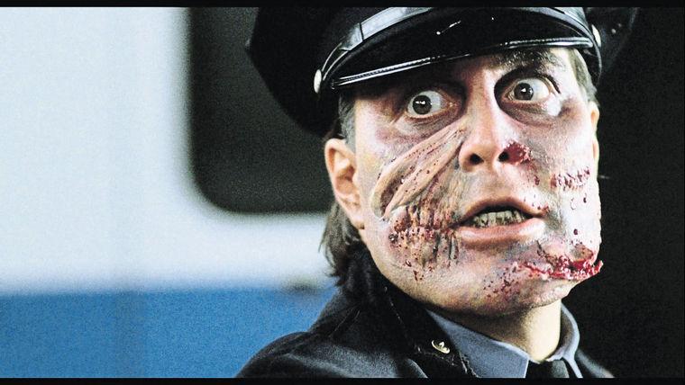 Robert Z'Dar m cop