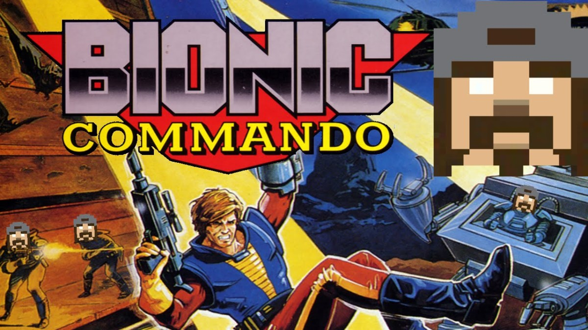 Cult Video Game Essentials: Bionic Commando