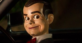 "Columbia Pictures' ""Goosebumps,"" starring Jack Black."