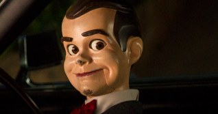 "Columbia Pictures' ""Goosebumps,"" starring Jack Black."