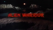 alien warrior