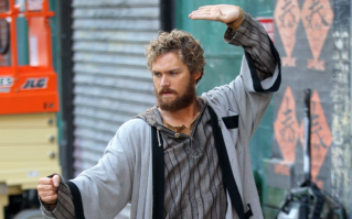 iron fist tv