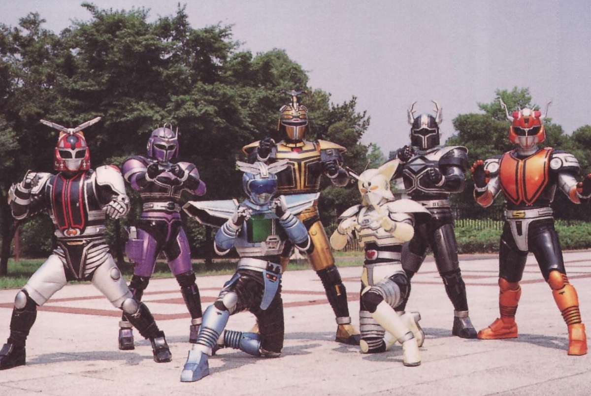 Cult TV Essentials: B-Fighter Kabuto