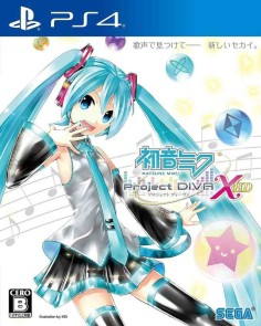 Image result for •Hatsune Mika : Project  Diva X  -System  Playstation 4