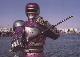 Tokusou Robo Janperson