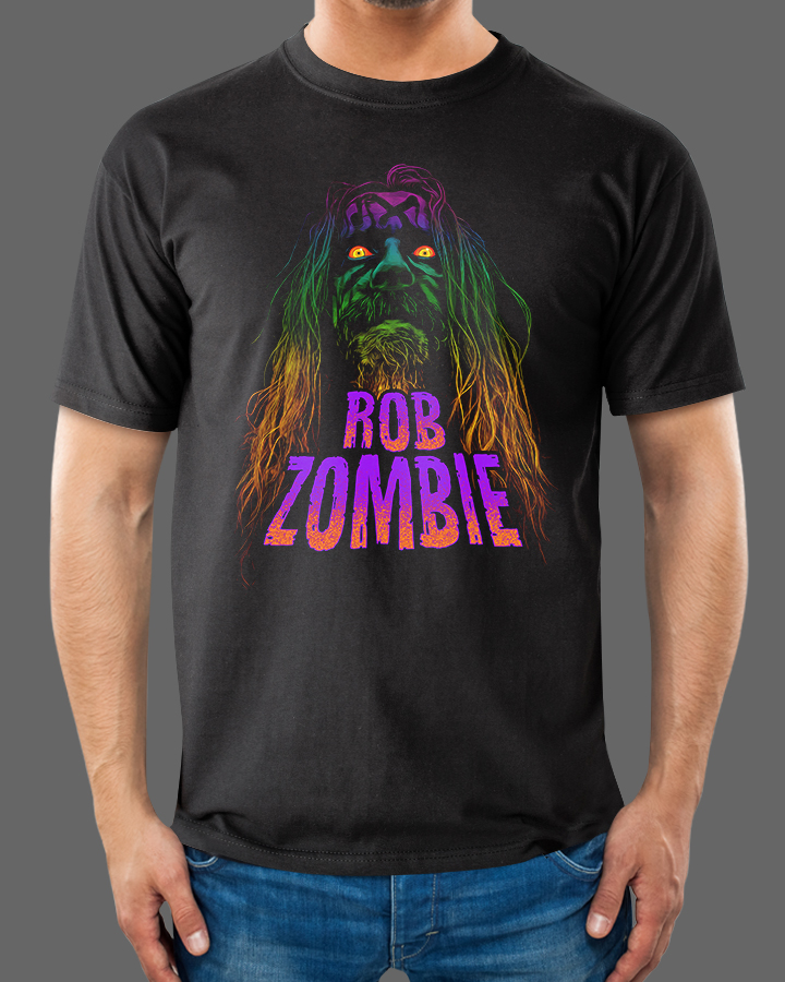 Rob Zombie-Monster-Head