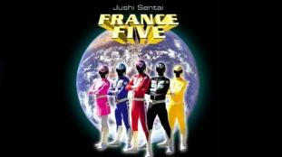 Jūshi Sentai France Five
