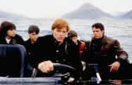 THE RESCUE, Christine Harnos, Marc Price, Ned Vaughn, Ian Giatti, Kevin Dillon, 1988. ©Touchstone/courtesy Everett Collrction