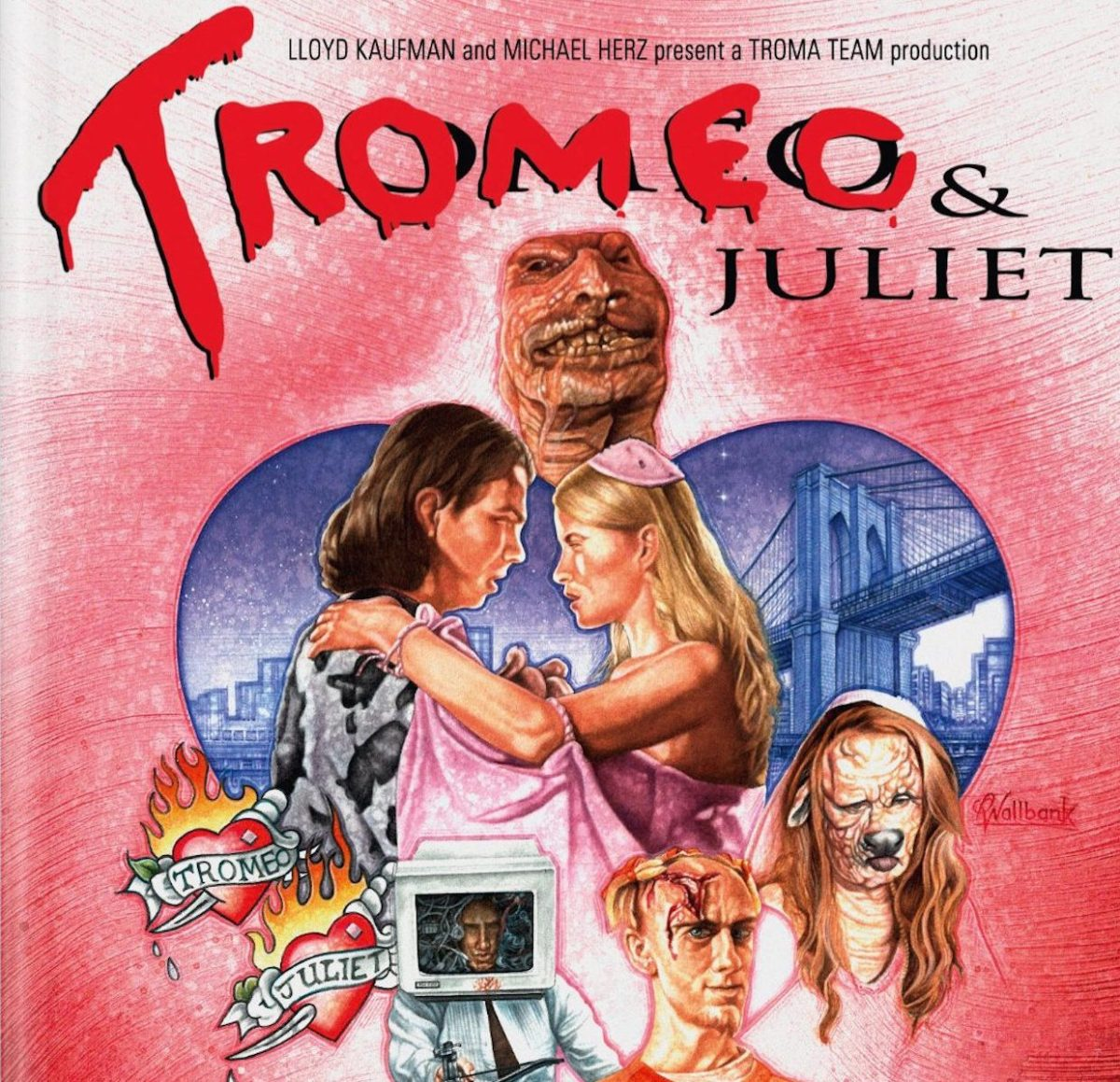 Cult Movie Essentials: Tromeo and Juliet (1996)