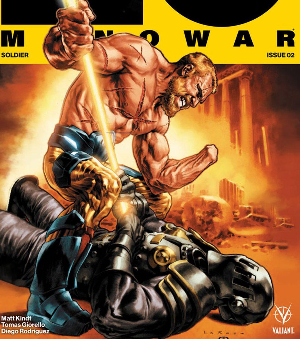 Manowar - Fight For Revenge