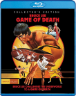 game of death bluray cover