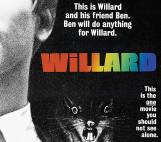 willard bluray cover