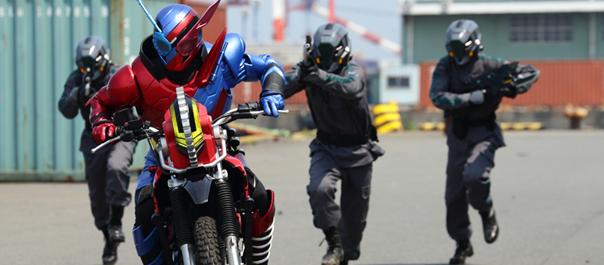 Kamen Rider Build 1