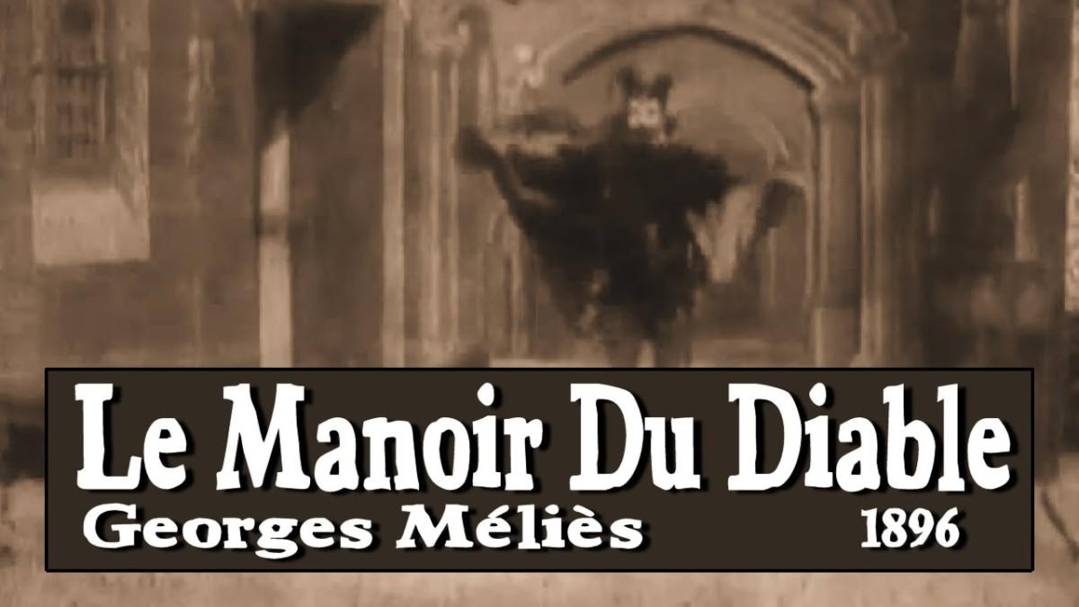 La Caverne Maudite (1898)