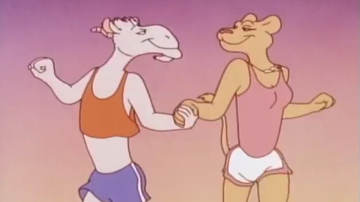 Cult Cartoon Essentials: Animalympics