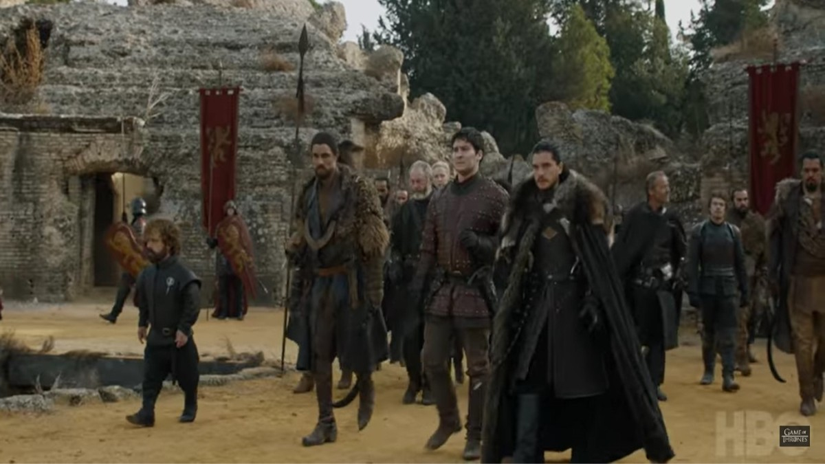 Game of Thrones Season 7 finale preview!