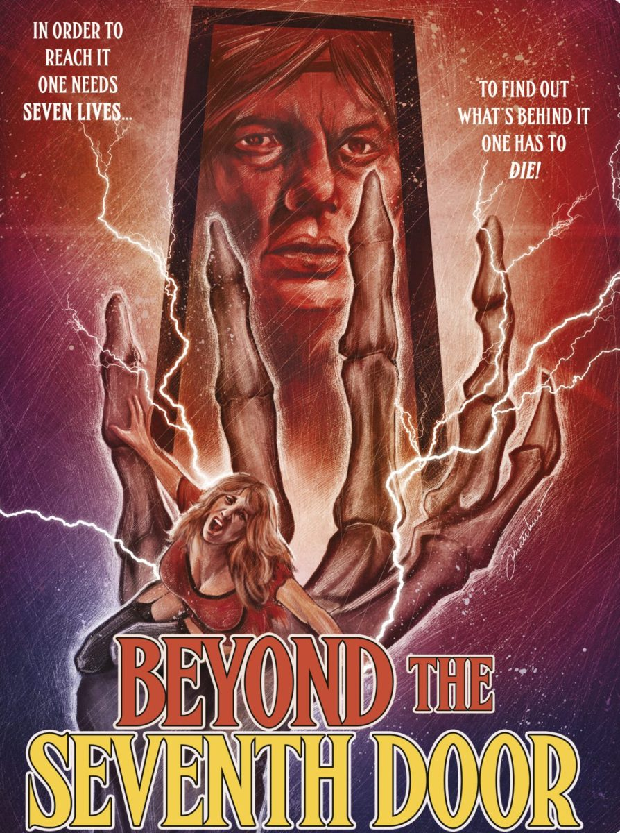 Beyond The 7th Door is coming to DVD!