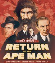 Return of the Ape man