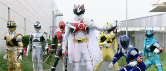 Uchuu Sentai Kyuranger Space 37
