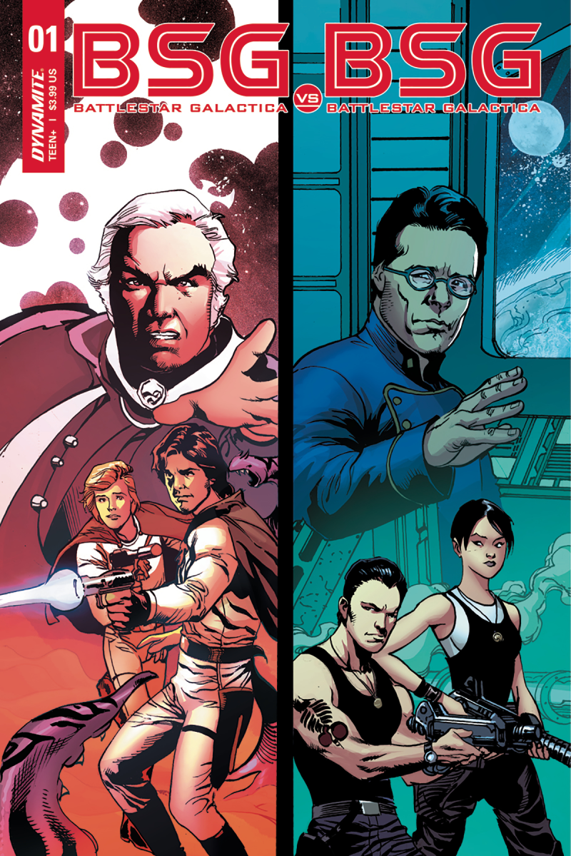 Preview: BSG VS BSG #1 (OF 6)